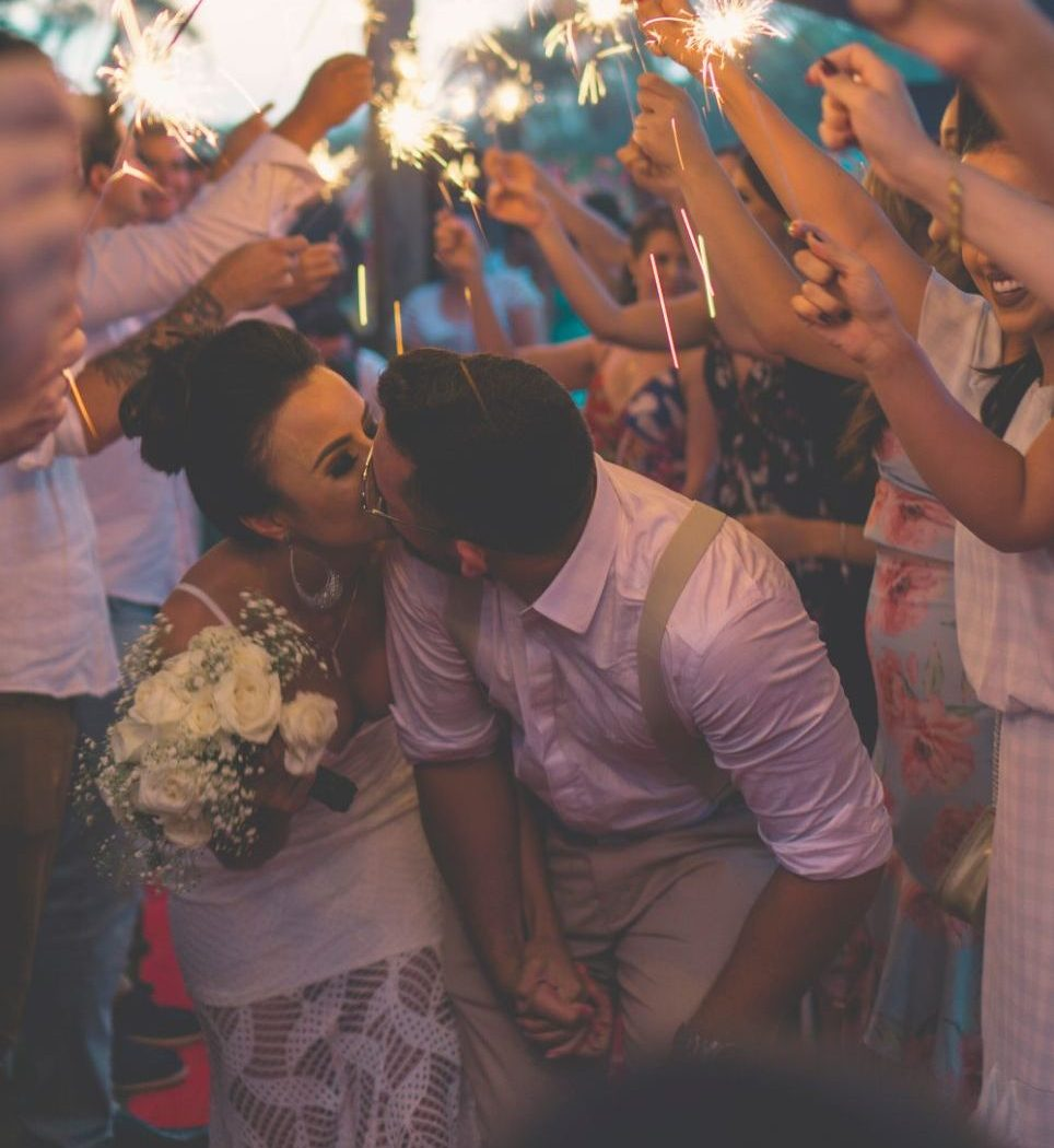 Read frequently asked questions by brides and grooms of their wedding DJ